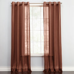 BH Studio Sheer Voile Grommet Panel,