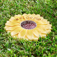 Flower Stepping Stone,