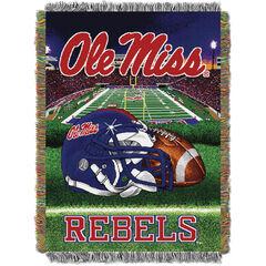 Mississippi HFA Throw,