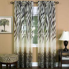 Kenya Window Curtain Panel,