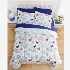 BH Studio 3-Pc. Comforter Set, MARIPOSA