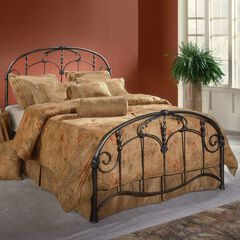 Queen Bed Set with Bed Frame, 83½'Lx61'Wx55¼'H,