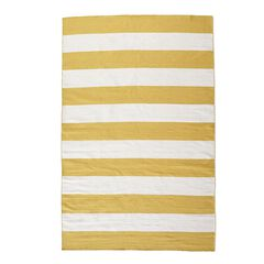 Rugby Stripe Indoor/Outdoor Rug,