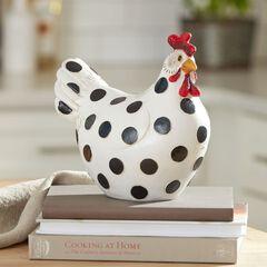 Polka Dot Chicken,