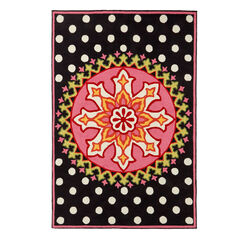 Medallion Dot Rug,