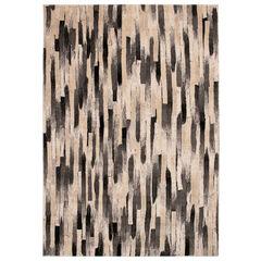 Liora Manne Fresco Broken Stripe Indoor/Outdoor Rug,