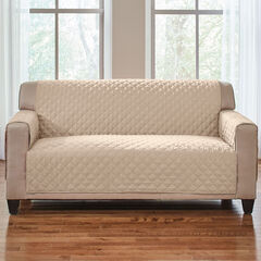 BH Studio Water-Repellent Microfiber Loveseat Protector,