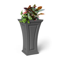 "Cambridge 28"" Tall Planter,"