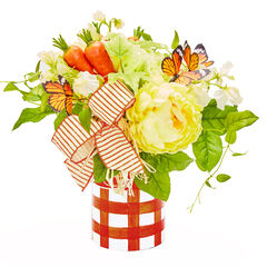 Carrot Patch Tabletop Arrangement, MULTI