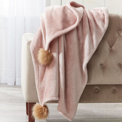 Lainey Pom Pom Throw,
