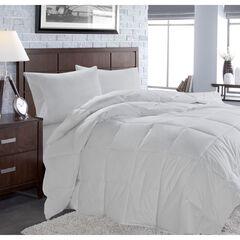 White Goose Down Comforter,