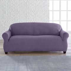 BrylaneHome® Studio Vera Stretch Velvet Sofa Slipcover,
