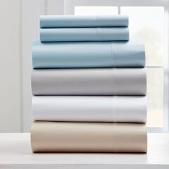 300-TC Organic Cotton Sheet Set,