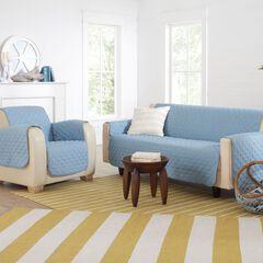 Pinstripe Indoor/Outdoor Rug,