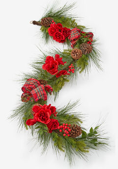 Bellmead Holiday Garland, MULTI
