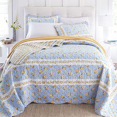 Olivia Floral Bedspread,