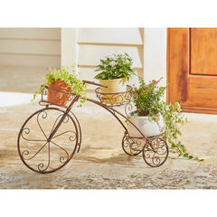 Tricycle Plant Stand,