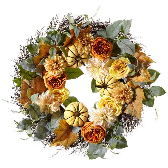 Aurelia Wreath, YELLOW