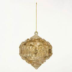 Champagne Kismit Ornament,