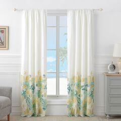 Grand Bahama Curtain Panel,