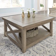 Mountain Lodge Coffee Table by Home Styles,