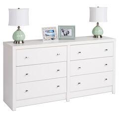 Calla 6-Drawer Dresser,