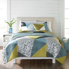 BrylaneHome® Studio Connor Geo Print Comforter Set,