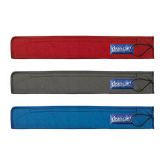 Clean Cart Shopping Cart Handle Cover 3-Pack, Bright Colors,