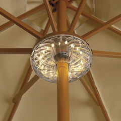 LED Round Under-Umbrella Light,