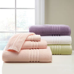 4-Pc. Zero Twist Towel Set,