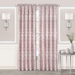 Charlotte Rod Pocket Window Curtain Panel,