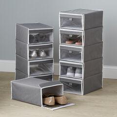 Set of 5 Shoe Storage Boxes,
