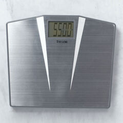 Extra-Wide High Capacity Digital Stainless Steel Scale,