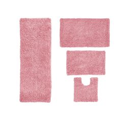 Fantasia 4-Pc. Bath Rug Set,