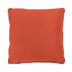 "20""Sq. Toss Pillow, GERANIUM"