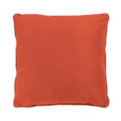 """20""""Sq. Toss Pillow, GERANIUM"""