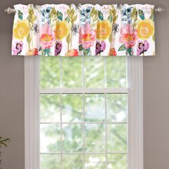Watercolor Dream Window Valance ,
