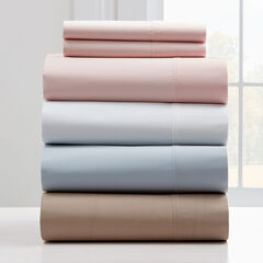 300-TC Cotton Garment Wash Sheet Set,