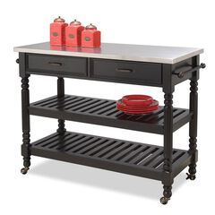 The Savannah Kitchen Cart,