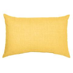 20' x 13' Lumbar Pillow, LEMON