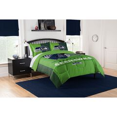 COMFORTER SET DRAFT-SEAHAWKS,