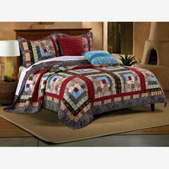 Colorado Lodge Bonus Quilt Set by Greenland Home Fashions,