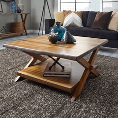 Forest Retreat Coffee Table by Home Styles,