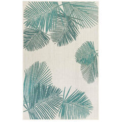 Liora Manne Carmel Palm Indoor/Outdoor Rug,