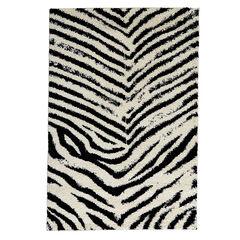 Zebra Rug,