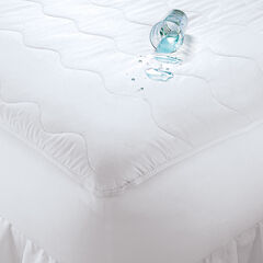 Total Protection Mattress Pad,