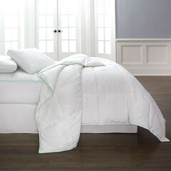 Allergy-Free Comforter, Mattress Topper, and Pillows,