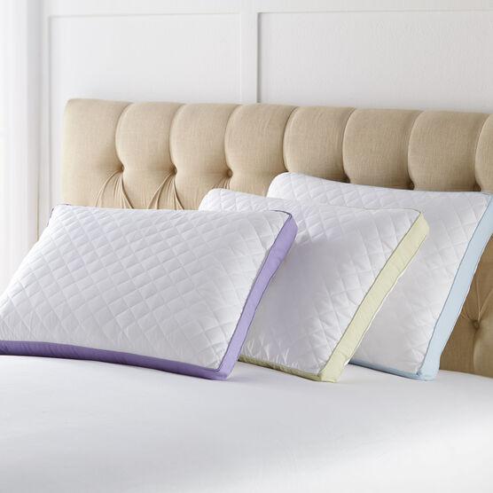 Back Sleeper Gusseted Density 2-Pack Pillows,