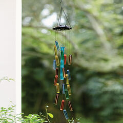 Bottle Wind Chime,