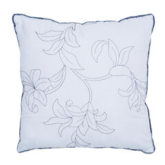 "Catherine 16"" Sq. Pillow,"